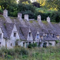 Arlington Row in Bibury