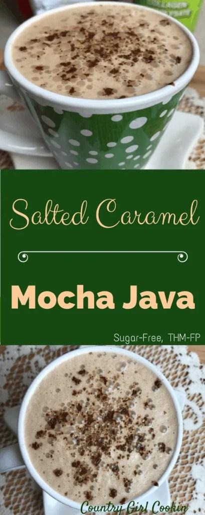Salted Caramel Mocha Java (Sugar-Free, THM-Fuel Pull)