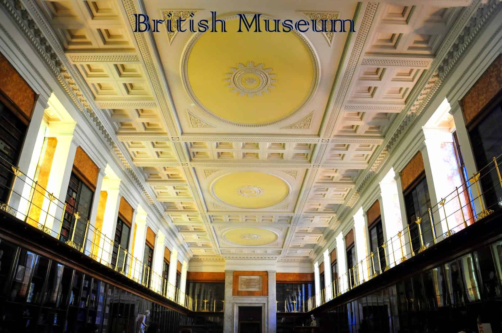 Museum Monday: British Museum, London