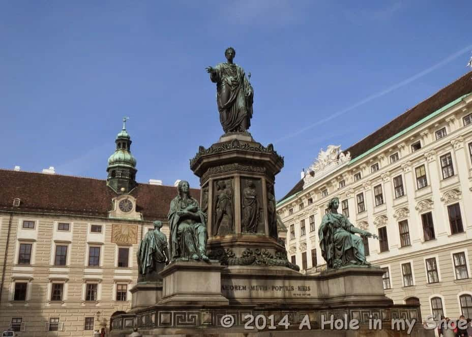 Monument Monday: Statue of Emperor Francis of Austria