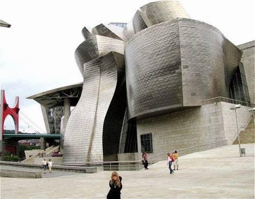 Museum Monday: Guggenheim Museum, Bilbao