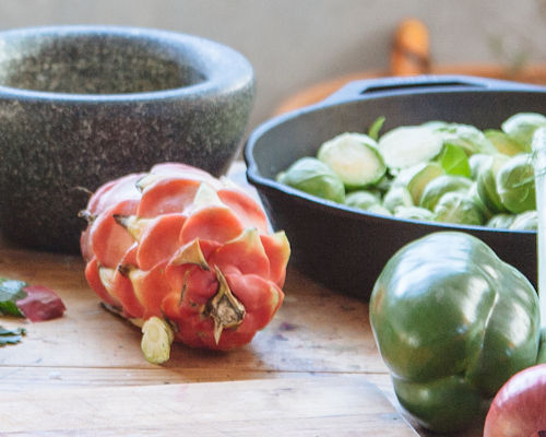 Organic Cooking Food News Roundup - New Year, New Ideas