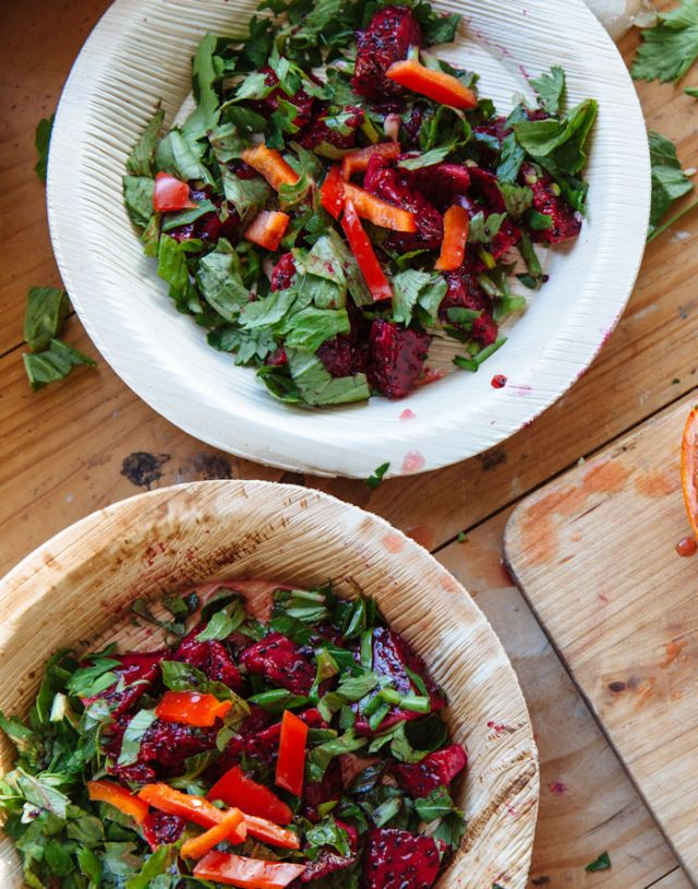 Organic salads promote health and vitality - Food News Roundup at http://countrykitchenpantry.com