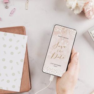 save the date digital para boda