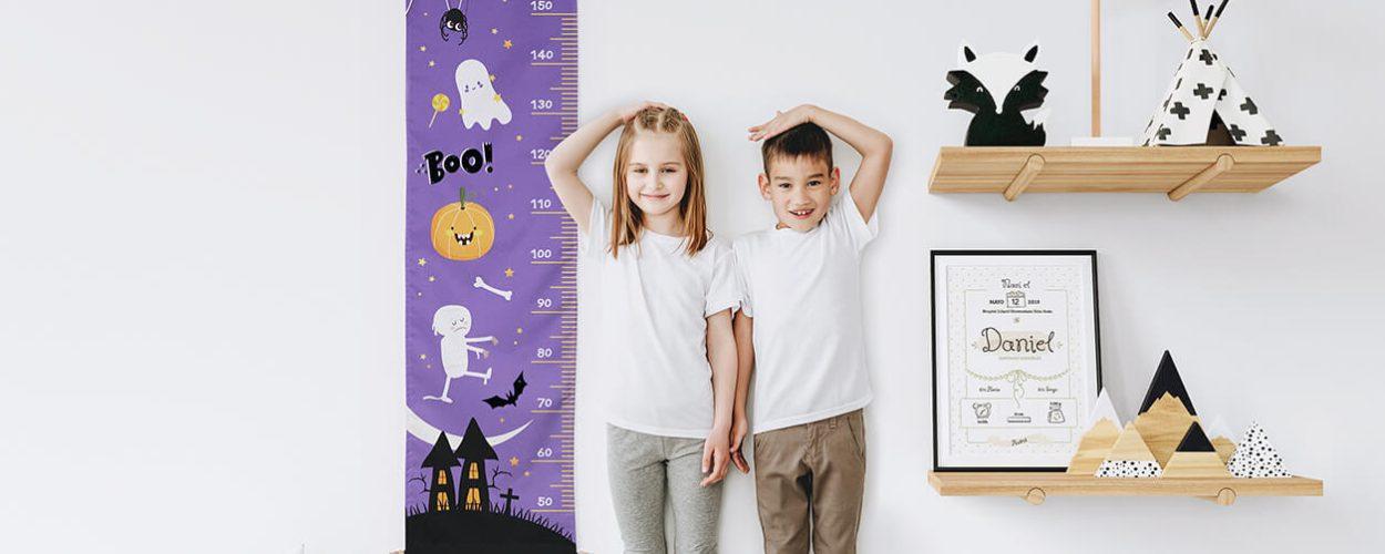 medidor-halloween-niño-y-niña