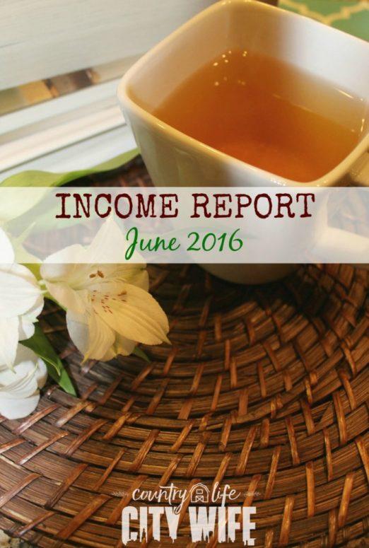 blog income report june 2016