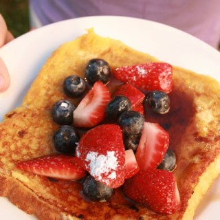 {Recipe} The Best French Toast Ever
