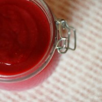 A Trip Down Memory Lane With {Recipe} Raspberry Curd