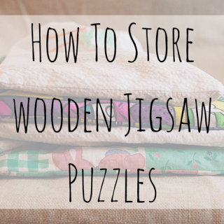 How To Store Wooden Jigsaw Puzzles