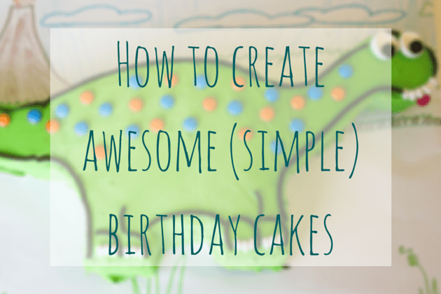 How to create awesome (simple) birthday