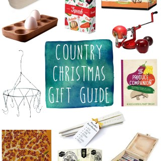 The Country Christmas Gift Guide