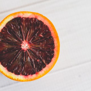 Blood Orange Vinegar