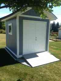 Backyard storage shed - Country Life Projects