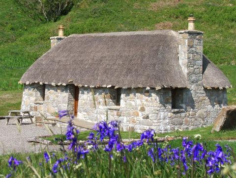 Maria Cottages - Elgol - Isola di Skye - Strutt e Parker