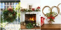 8 ways to decorate your home with greenery this Christmas ...
