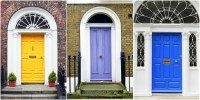 10 most popular door colours in 2018
