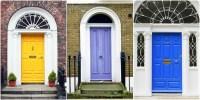 10 most popular door colours in 2018 - Front door colour ...