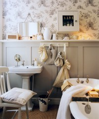 Small bathroom decorating ideas - Small spaces