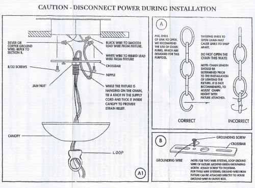 small resolution of chandelier step by step installation guidechandelier fixture wiring diagram 13