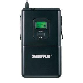 Shure SLX1