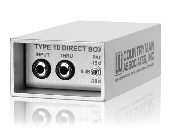 Type 10 Direct Box