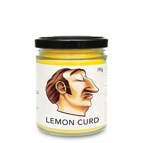 Pepe Saya Lemon Curd