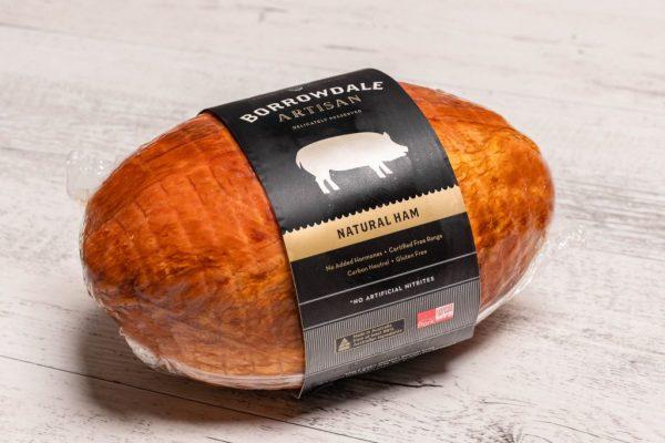 Borrowdale artisan natural ham
