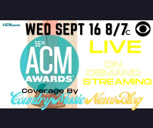 2020 ACM Awards. Academy ofCountry Music Award winners, performances and live stream