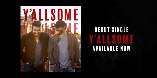 "Pryor & Lee Debut Single ""Y'ALLSOME"""
