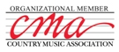 Proud Organizational Member of the Country Music Association