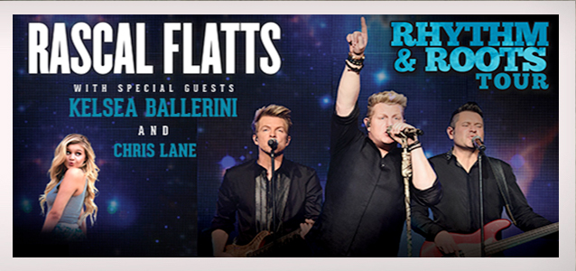 Rascal Flatts on Country Music News Blog