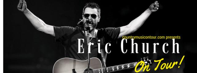 Eric Church Tour