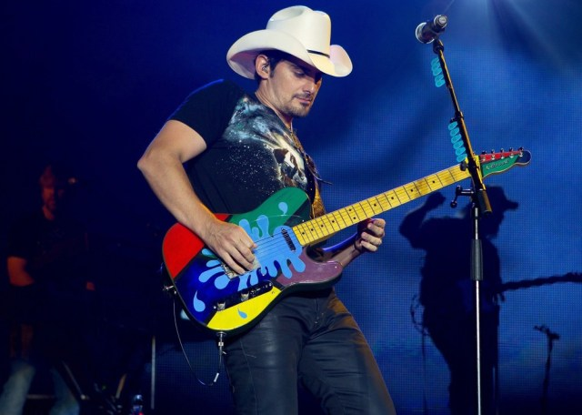 Brad Paisley on Country Music On Tour