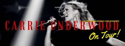 Carrie Underwood Tickets on Country Music On Tour, your home for country concerts!