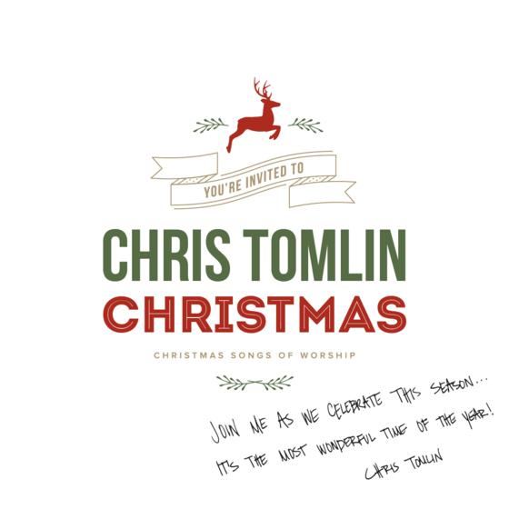 Chris Tomlin Christmas Tour