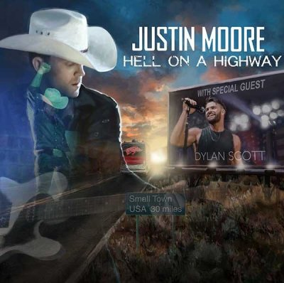 Justin Moore Tour Schedule from Country Music On Tour