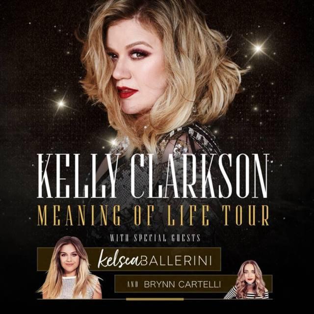 Kelly Clarkson Tour