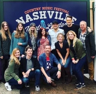Nashville Meets Tennessee