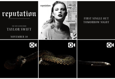 "Taylor Swift ""Reputation"" Tour Dates"