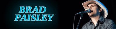 Brad Paisley Tour Dates