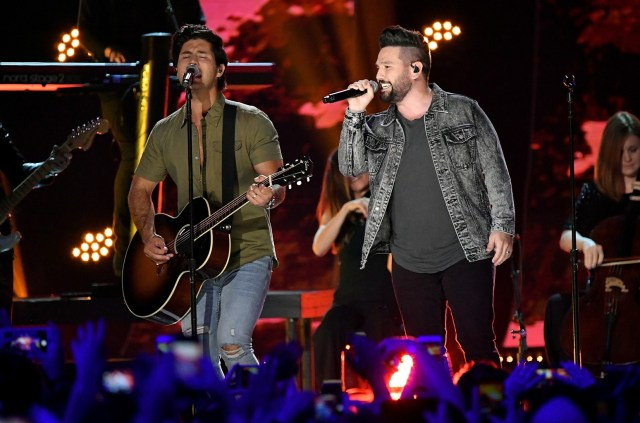 Dan and Shay 2021 Tour Dates