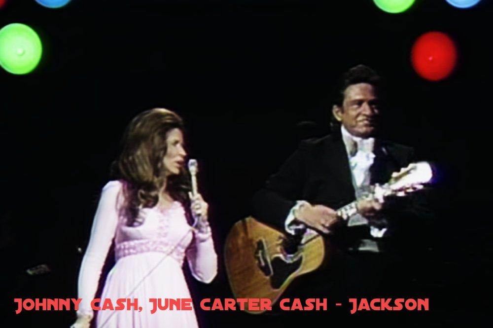 Johnny Cash, June Carter Cash - Jackson (The Best Of The Johnny Cash TV Show)