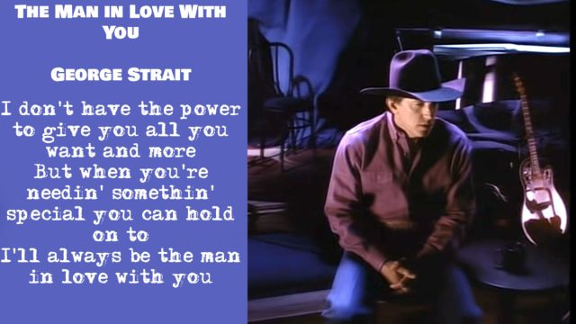 George Strait – The Man In Love With You (Official Music Video) [HD]