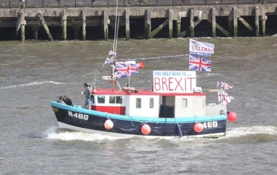 Only way is brexit