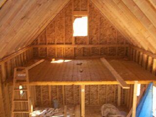 14 x 24 ownerbuilt Cabin