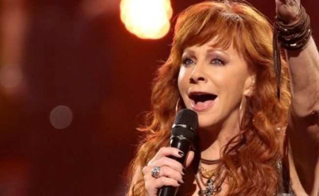 Reba Mcentire Puts Country Spin On Gospel Tune For New