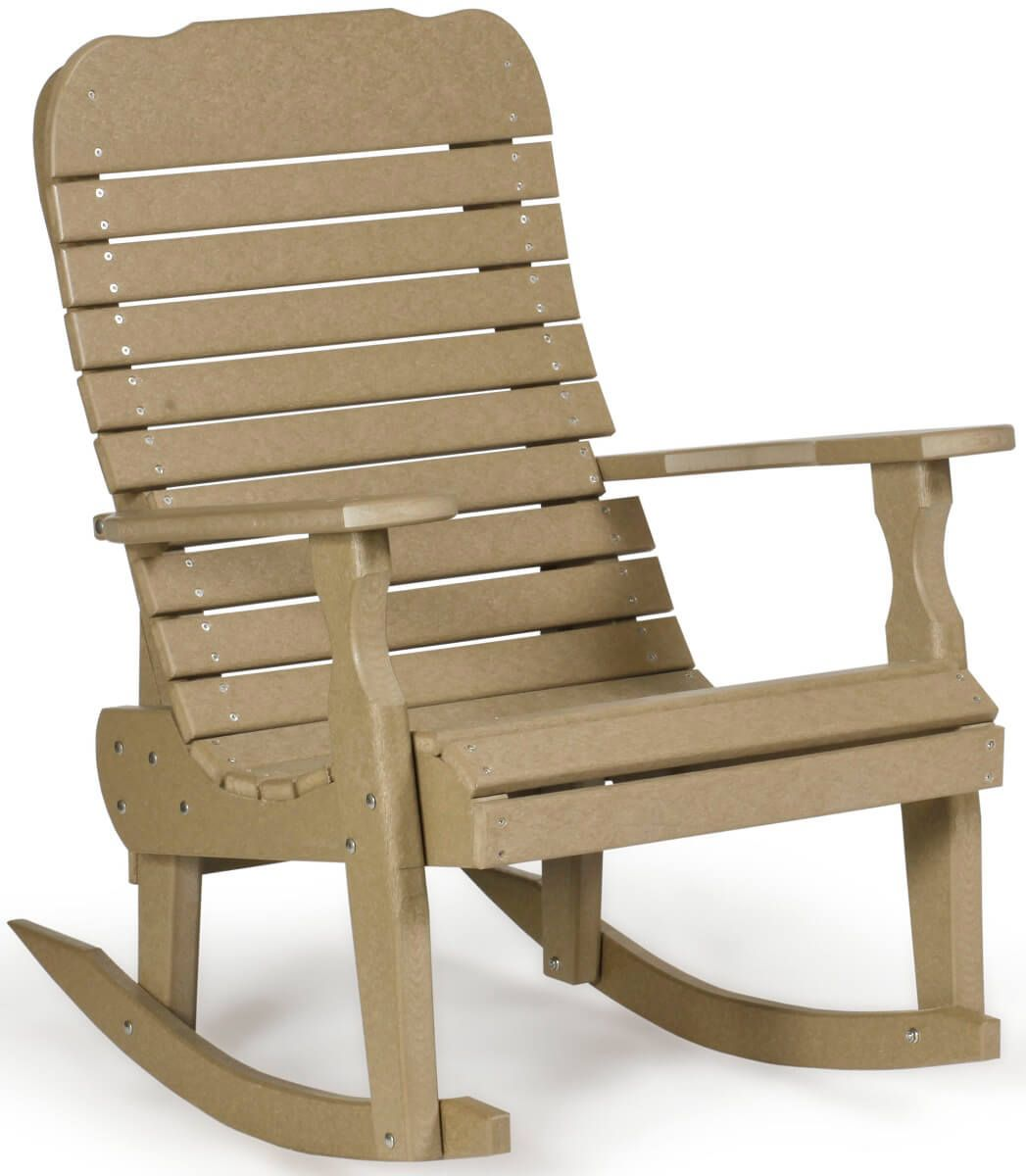 Amish Rocking Chair Whitehaven Outdoor Rocker Chair Countryside Amish Furniture