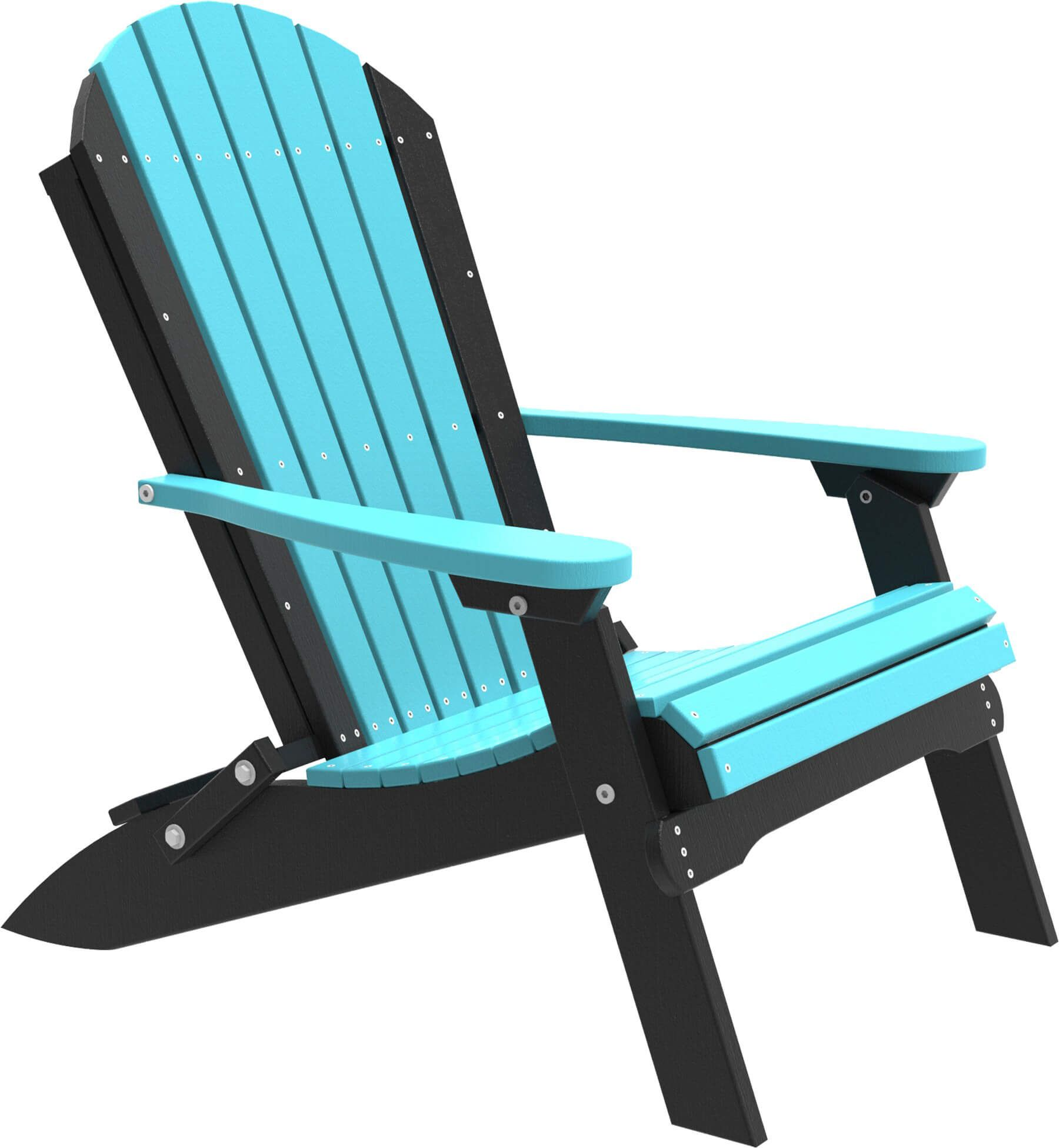 Teal Adirondack Chairs Tahiti Folding Adirondack Chair Countryside Amish Furniture