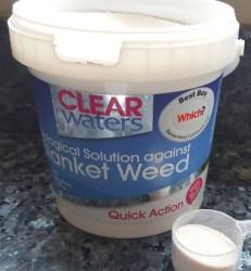 Очистить пруд от нитчатки, избавиться от нитчатых зеленых водорослей. Clear Waters Biological Solution against Blanket Weed