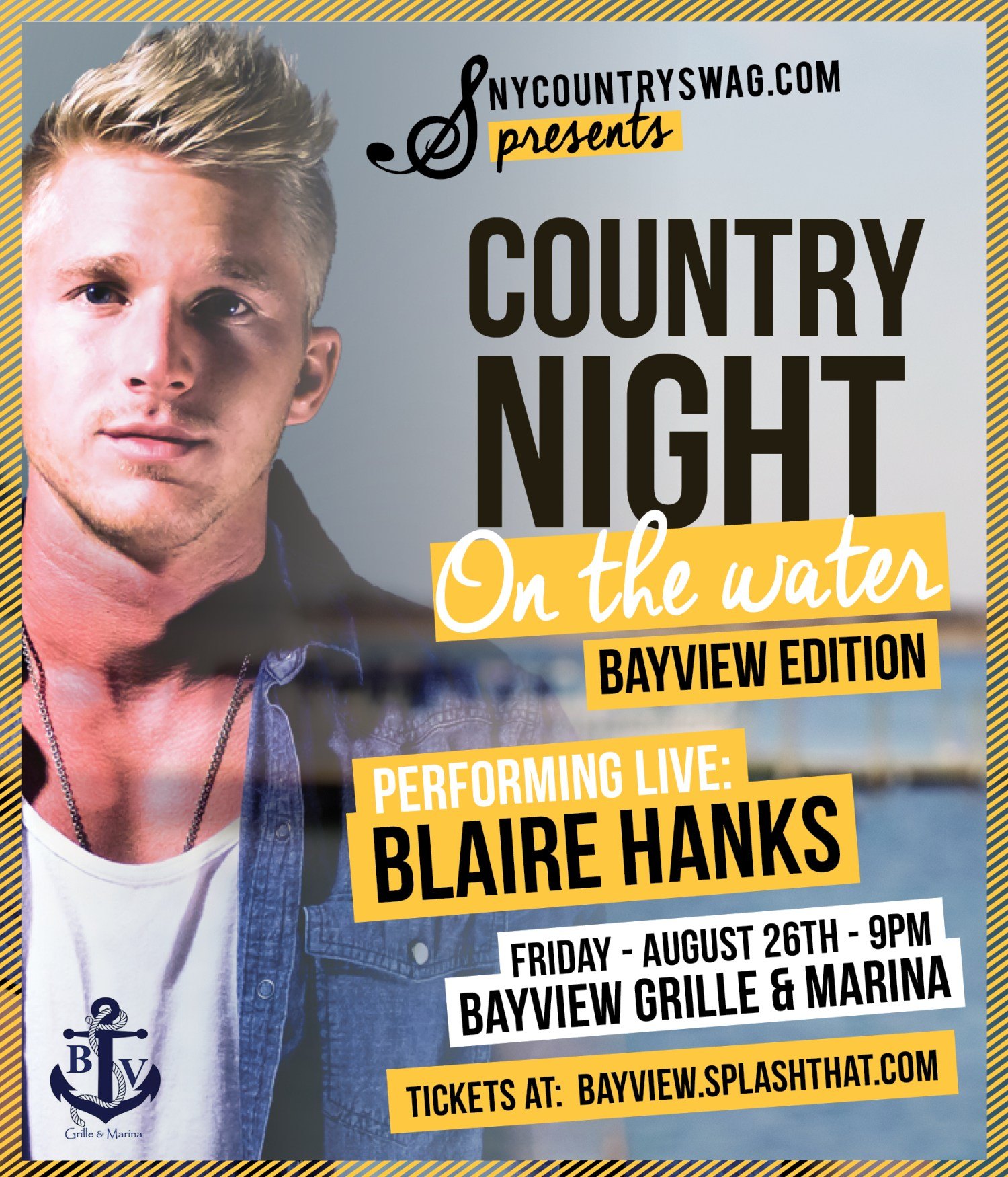 Bayview Grille - Blaire Hanks